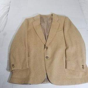 Biltmore Suits & Blazers - CAMEL HAIR BLAZER / COAT